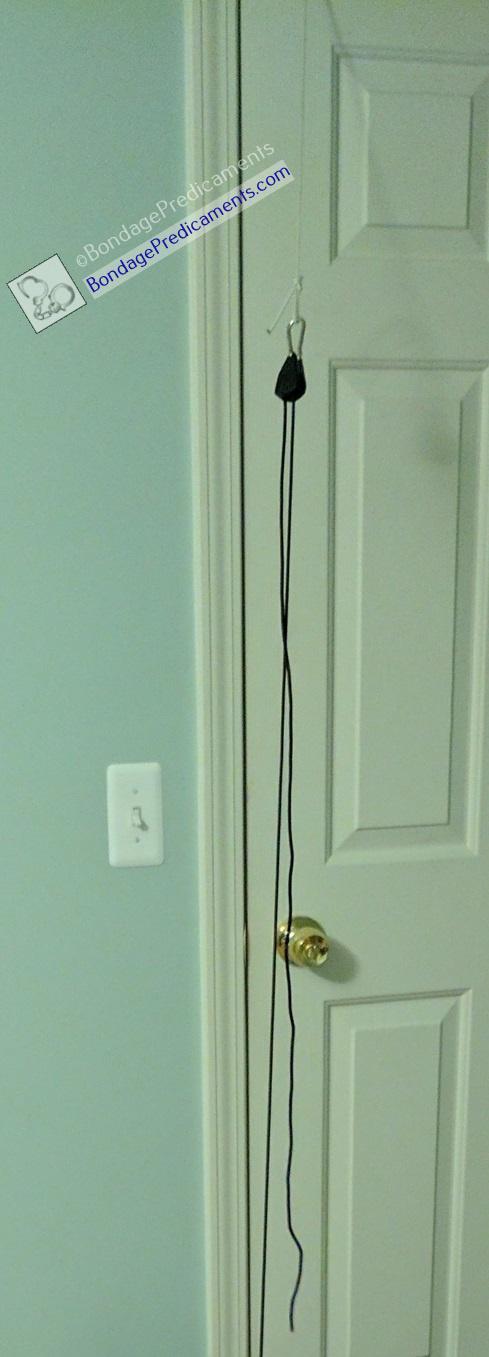 Bondage Ratchet Hanging Rope