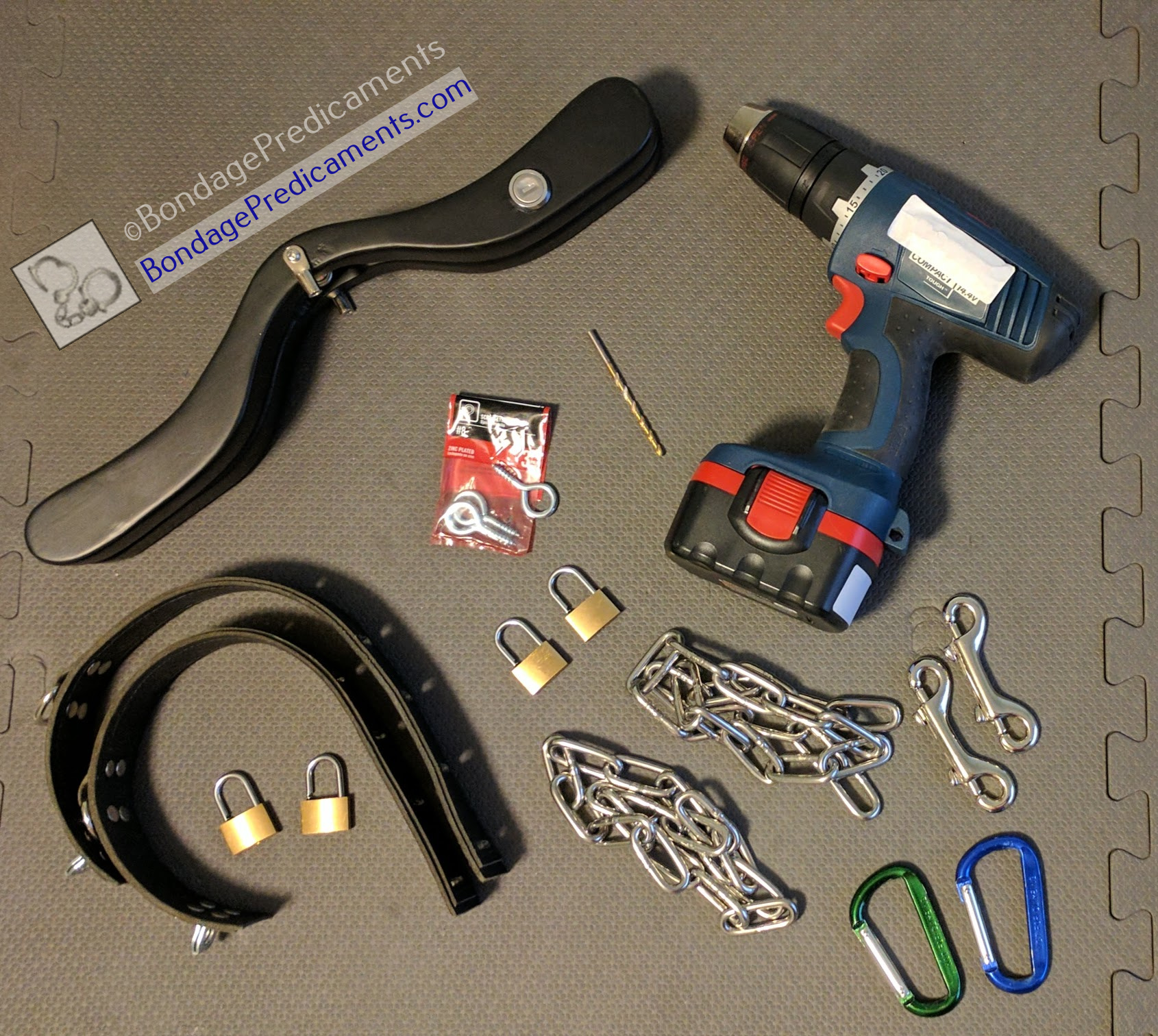 Modified Humbler Parts