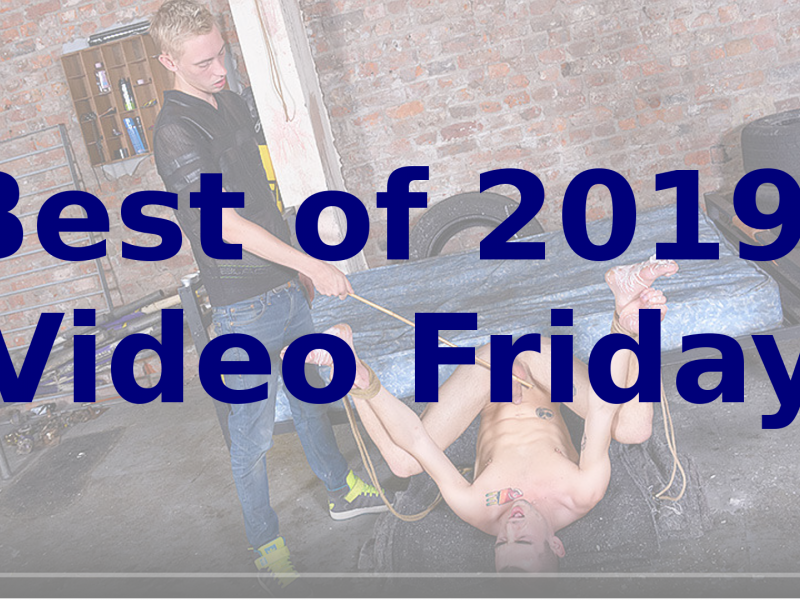 Best Gay Bondage Video Posts 2019
