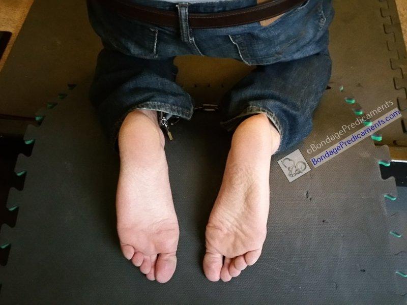 Gay Bondage Feet
