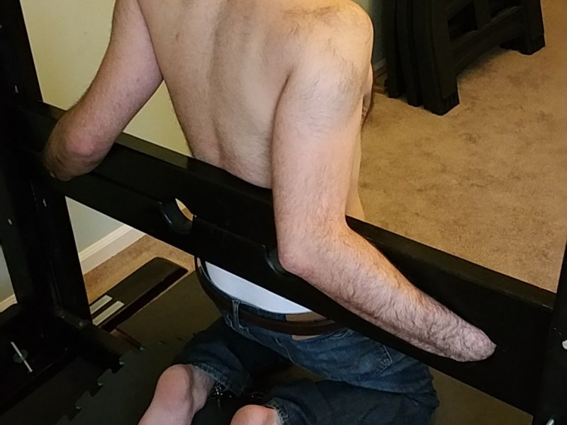 Gay Bondage Stocks Jeans Feet
