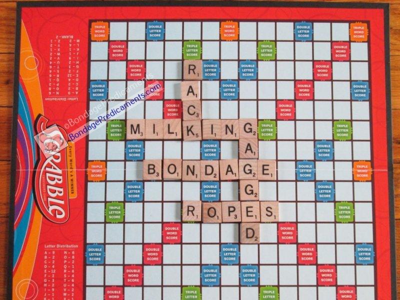 Kinky Scrabble