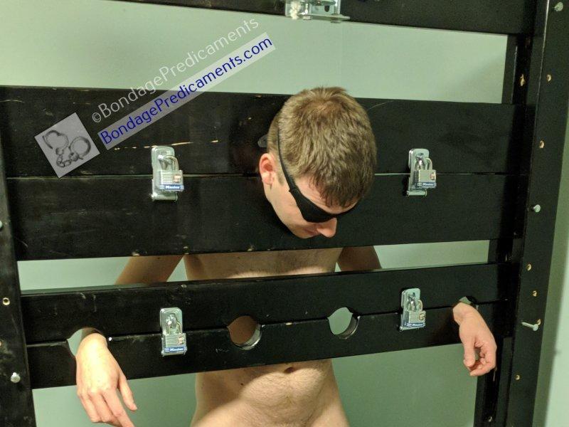 Predicament Bondage