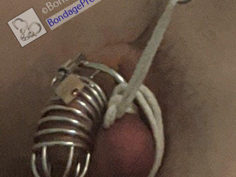 Predicament Bondage Clue