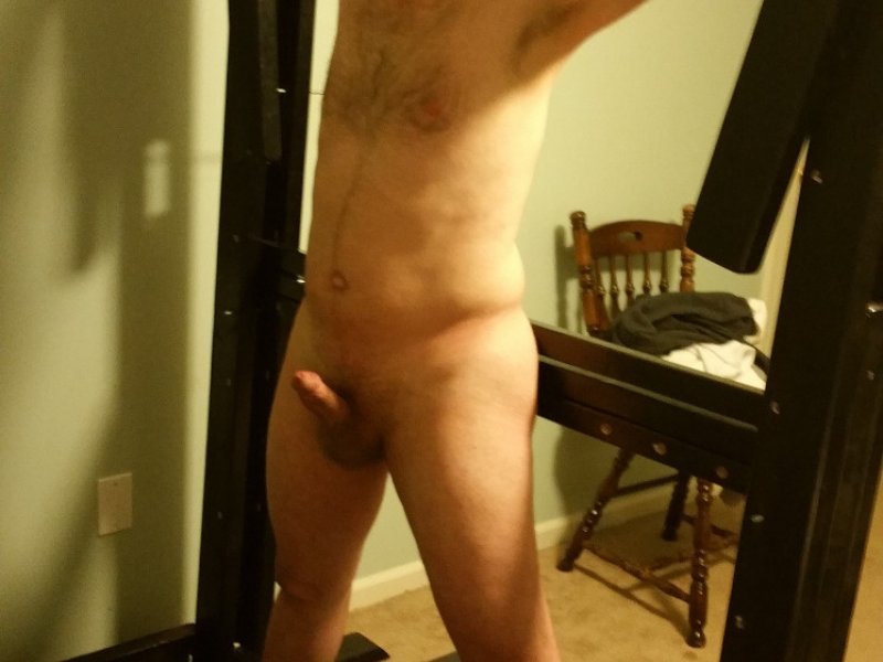Stretched on Vertical Rack