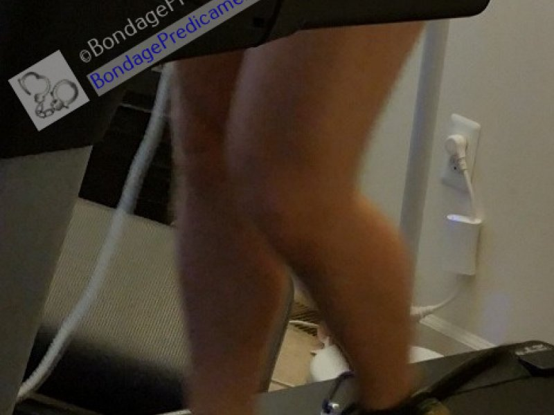 Treadmill Predicament Forced Workout