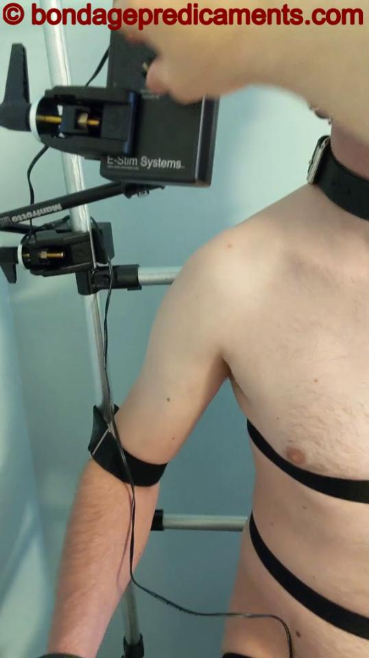 Bondage Chair Electro Level Increase