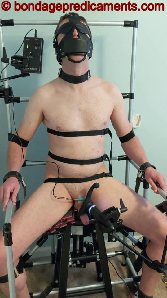 Bondage Chair Electro Torture