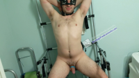 Bondage Chair Head Harness