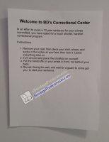 Gay Bondage Correctional Center